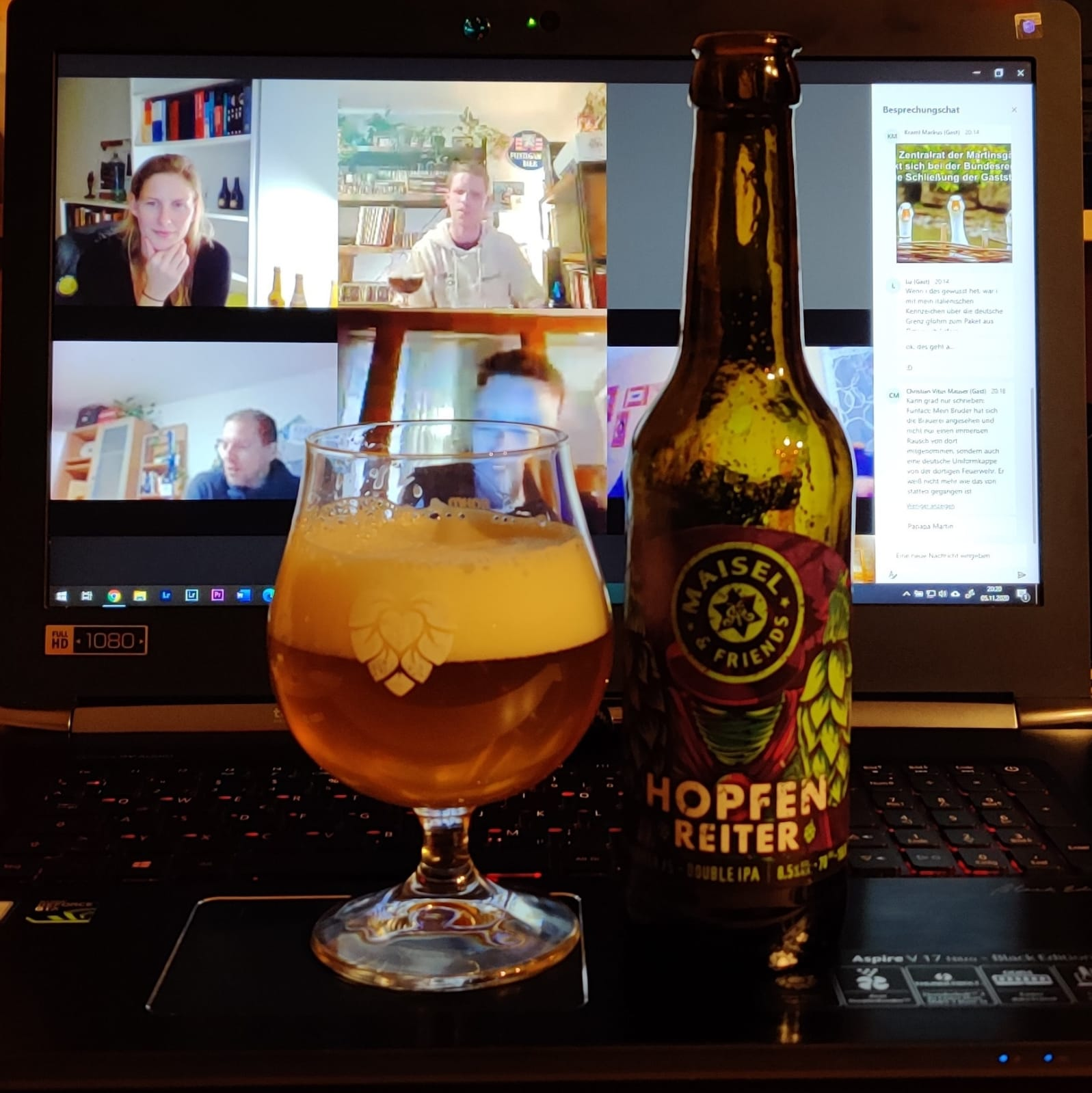 BierOK_digitale Bierverkostung