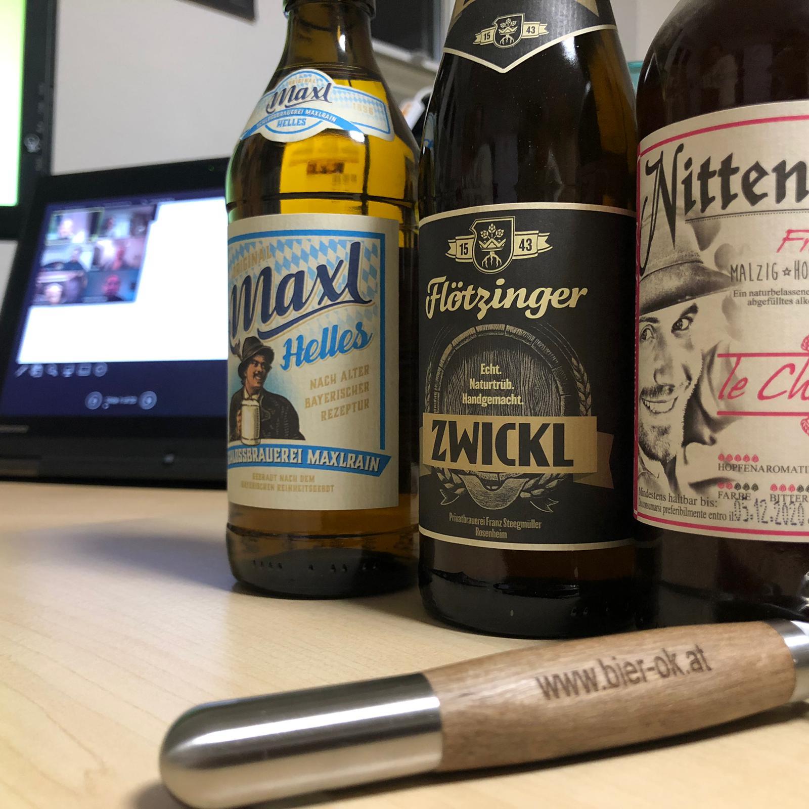 Digitale Bierverkostung mit BierOK